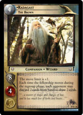 1x Lord of the Rings LOTR TCG 9R+26 Radagast, the Brown