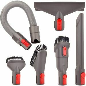 Complete Accessories tool kit for Dyson V7 V8 V10 and V11 vacuum cleaners