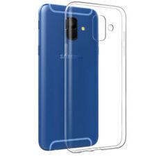 Ultra-Thin Samsung Galaxy A6 2018 Gel Case - 100% Clear