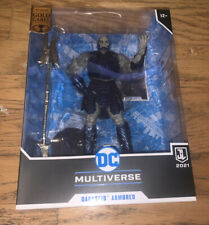 McFarlane Darkseid Armored (SDCC Exclusive) DC Multiverse Gold Label