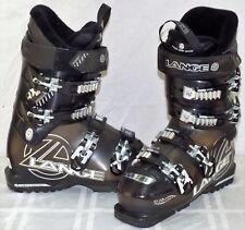 Lange RX 80 Used Women's Ski Boots Size 23.5 #247912
