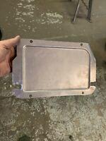 1956-62 Corvette Heater Delete Cover Plate GM# 3767838 1957 1958 1959 1960 1961