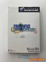 FINAL FANTASY Crystal Chronicles Nintendo Gamecube JAPAN Ref:315350