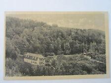 NR. 623 / Waldhotel Pfarrmühle im Mühltal bei Eisenberg ungelaufen 1951