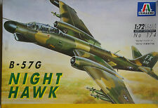 MAQUETA AVION NIGHT HAWK B-57G