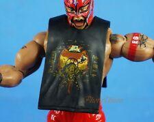 Mattel WWE Wrestling Figur Elite Accessories Evan Bourne Fly Shirt K1037_L