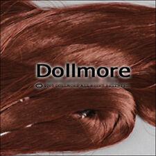 Saran Hair - 0362 (Wine brown) Custom Ooak/Reroots 30gram(1 oz)