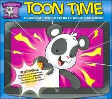 Panda Classics Presents: Toon Time - Classical Music from Classic Cartoons, New