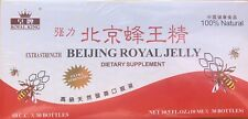 BEIJING ROYAL JELLY EXTRA STRENGTH 30 BOTTLES-FREE SHIPPING