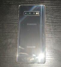 (T-Mobile) UNLOCKED Samsung Galaxy S10 PLUS 128GB BLACK