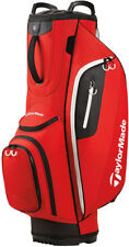 TaylorMade Cart Lite Cart Bag Red