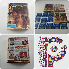 Indiana Jones and the Fate of Atlantis A Lucas Arts Game for Amiga tested VGC