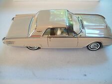 DANBURY MINT 1961 THUNDERBIRD HARDTOP LIMITED EDITION
