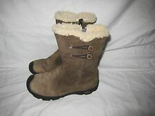Awesome! Keen Womens lined winter boots, size 7, Good Shape side zipper