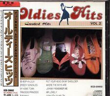 Oldies But Goodies: Legendary Hits Disc 2 - Japan CD