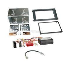 Porsche Boxster 986 02-04 2-DIN Autoradio Einbauset Canbus Adapter Radioblende