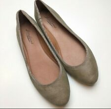 **Lucky Brand Emmie Flats ballet - Women's Size 8 M - Taupe