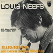 45T  Louis Neefs  – Margrietje (De Rozen Zullen Bloeien)