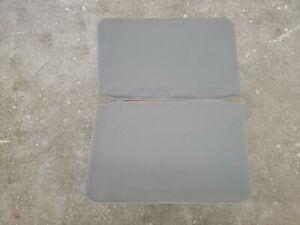 NOS Genuine GM 10041685  Pontiac Firebird T-Top Sunshades Gray Color Brand New