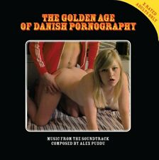 Alex Puddu-The Golden Age Of Danish Pornography-NEW LP