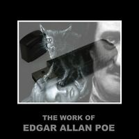 AN EDGAR ALLAN POE AUDIO COLLECTION. 51 CREEPY HOURS FOR YOUR CAR OR HOME!