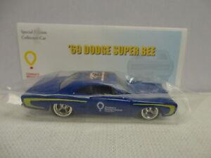 Hot Wheels '69 DODGE SUPER BEE Blue 1969 Indianapolis 2013 Convention BINGO Car