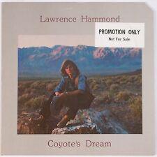 LAWRENCE HAMMOND: Coyote's Dream TAKOMA Folk Psych NEAR MINT LP ORIG PROMO!
