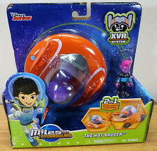 DISNEY JUNIOR MILES FROM TOMORROW THE HOT SAUCER BRAND NEW BOXED TOMY 3+