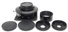 Rodenstock Imagon 200mm F5.8 Lens. Board. Discs For 4x5 Camera