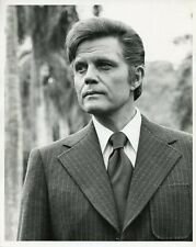 JACK LORD AS STEVE MCGARRETT PORTRAIT HAWAII FIVE-O ORIGINAL 1975 CBS TV PHOTO