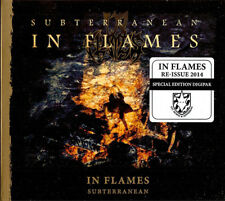 IN FLAMES - Subterranean - CD Digipak - DEATH METAL