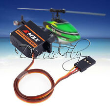 EMAX ES08MAII 13g Mini Metal Gear Analog Servo High Speed Upgrade ES08MA MG90 RC