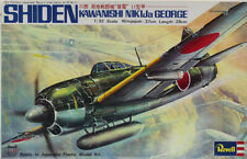 Revell 1:32 Shiden Kawanishi N1K1-Ja George CR 1976 Plastic Model Kit #H-170U