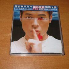 ANDY HUI - FAITH IN LOVE 許志安 ~ 相信愛情 ( 1999 CD ALBUM 11 TRACKS )