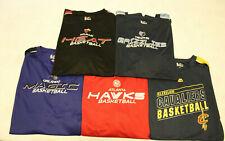 NWT Big&Tall Men Majestic NBA S/S Performance Tee T-shirt Multiple Teams & Sizes