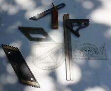 Lot Of Woodworking Tools Veritasjapanese Miter Squaresheffeild Items