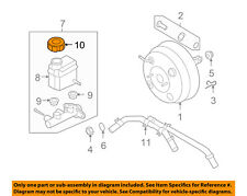 Hyundai Oem Santa Fe-Brake Master Cylinder/other Reservoir Tank Cap 585312B500(Fits: Hyundai)