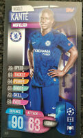 2019/20 Ngolo Kante Soccer Card Extra Large - Exclusive Match Attax XL9