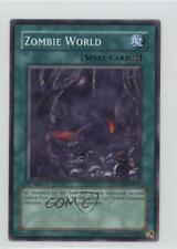 2008 Yu-Gi-Oh! Structure Deck Base 1st Edition #SDZW-EN017 Zombie World Card 0g4