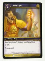 WoW: World of Warcraft Cards: HOLY LIGHT 69/361 - played