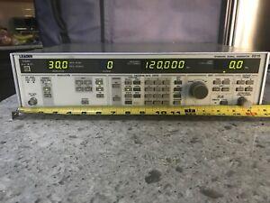 Leader 3215 Signal Generator