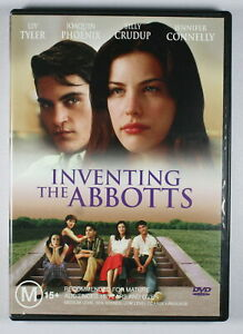 Inventing The Abbotts DVD FREE POST