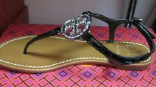 BRAND NEW TORY BURCH VIOLET  THONG  IN THE BOX SIZE 9