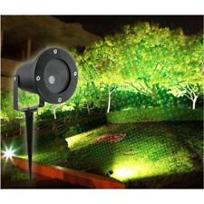 Outdoor Red and Green Laser Light Projector