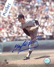 Gaylord Perry San Francisco Giants Autographed Signed 8x10 Photo COA #3