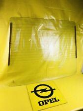 NEU + ORIGINAL Opel Manta B CC Heckscheibe mit Heizleiter klar Scheibe Glas