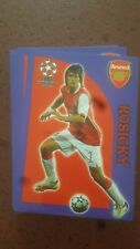 Card Tomas Rosicky (Arsenal) UCL_card