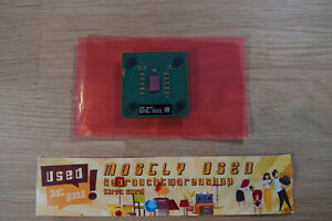AMD Geode NX ANXL1500FGC3F Thoroughbred 1 GHz Socket A/462 CPU - GETESTET