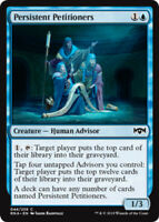 Persistent Petitioners x4 Magic the Gathering 4x Ravnica Allegiance mtg card lot