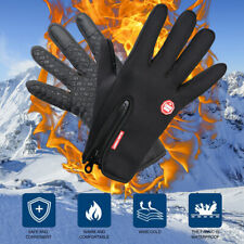 Men Women Outdoor Winter Warm Touchscreen Gloves for iPhone Motorcycle Driving